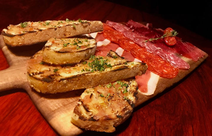 Cured Meats Board The Spaniard Perth